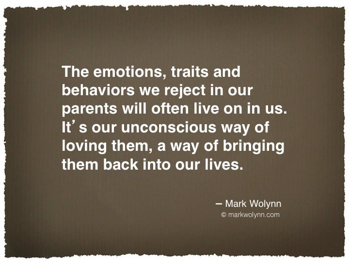 The emotions, traits and behaviors…