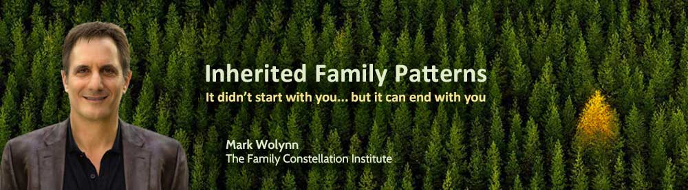 Mark Wolynn Family Constellation Therapy